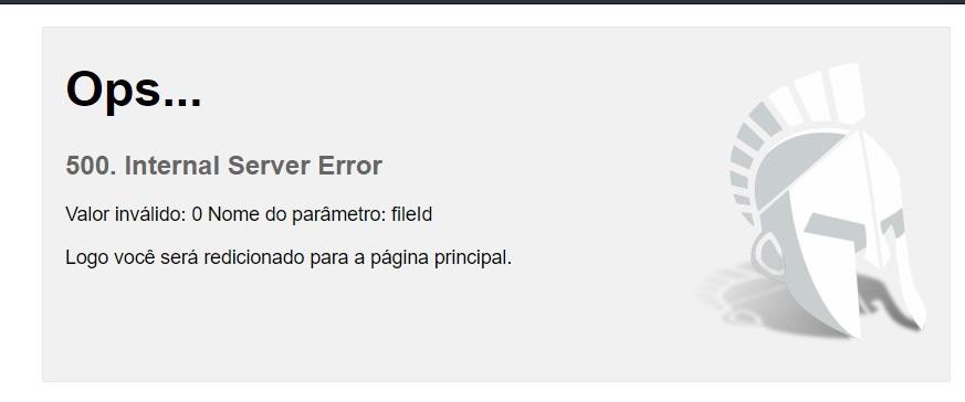 ERRO_DOCUMENTO